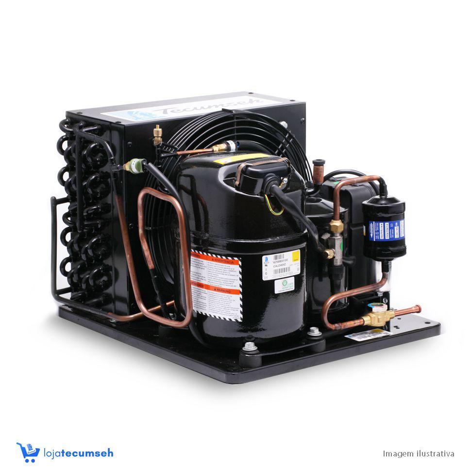 Unidade Condensadora Tecumseh L'Unite CAJ2464Z-HZ.70 6400 Btu/h