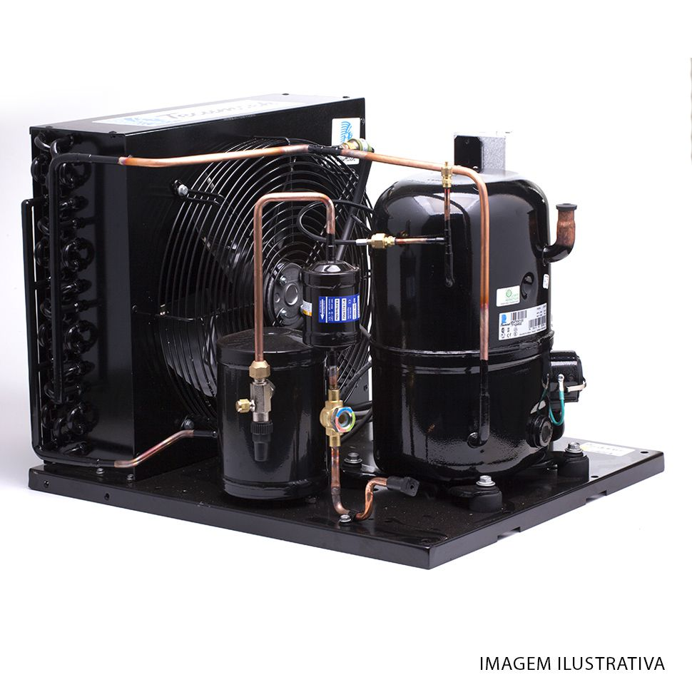 Unidade Condensadora Tecumseh L'Unite FH4524F-HZ.71 24000 Btu/h (Montado com compressor AWS4522EXN)