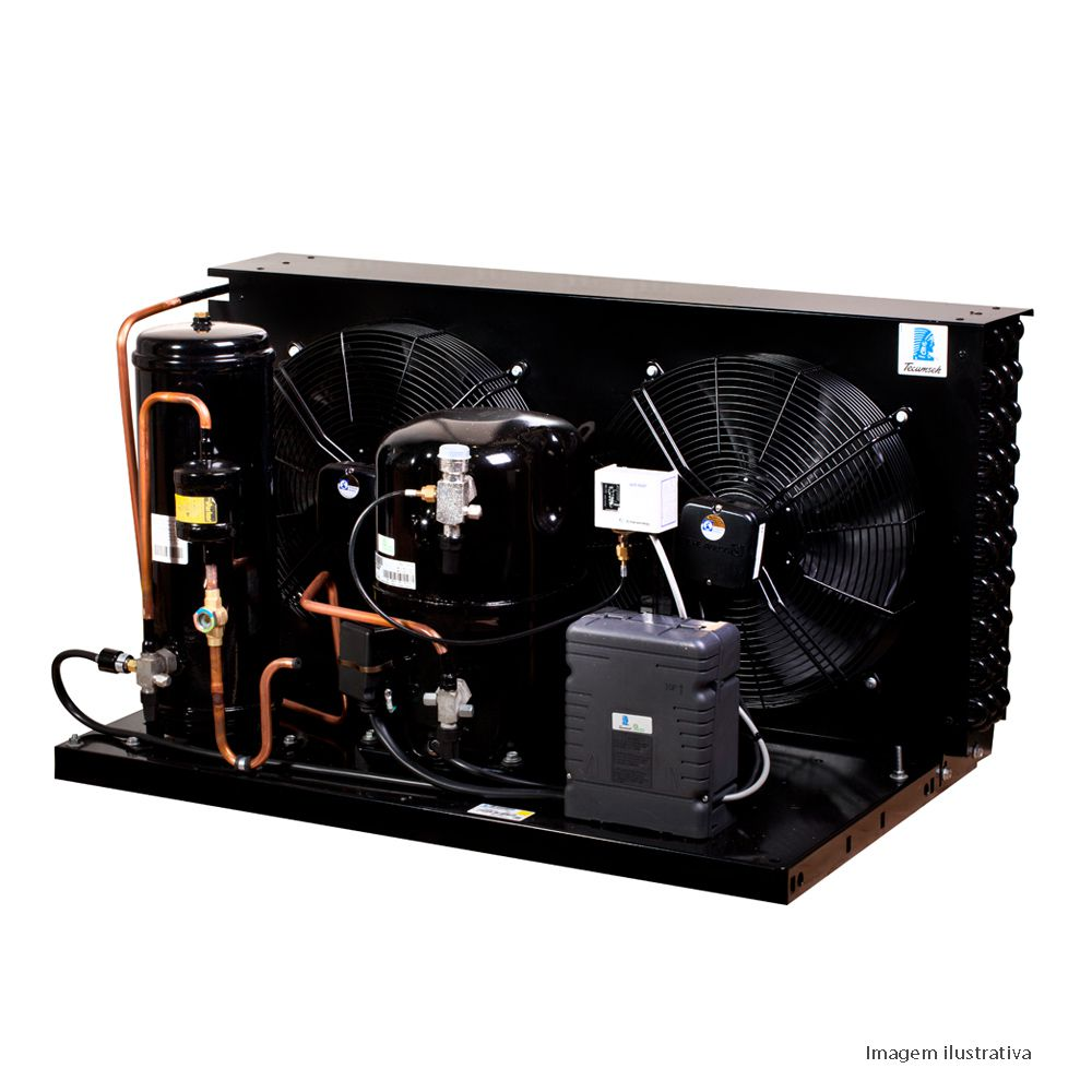 Unidade Condensadora Tecumseh L'Unite TAGD4612T-TZ.70 120000 Btu/h