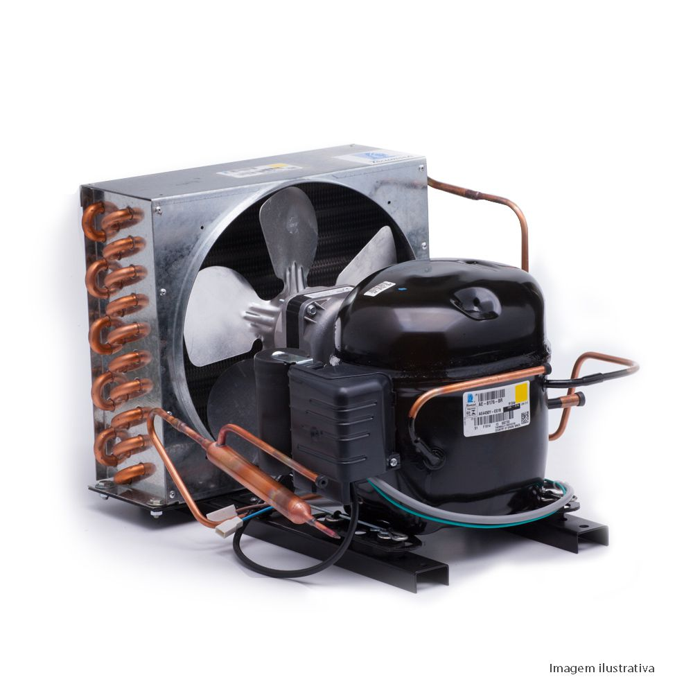 Unidade Condensadora Tecumseh UAE2413Z 1300 Btu/h