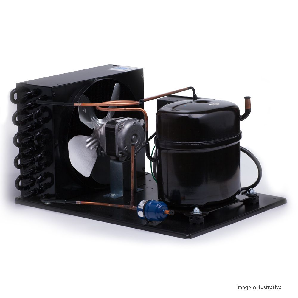 Unidade Condensadora Tecumseh UTY2438Z 3955 Btu/h