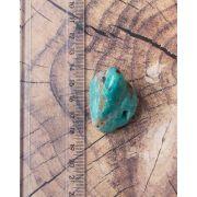 AMAZONITA ROLADA - UNIDADE -  3 a 4 cm -  ( 36  a 42g)