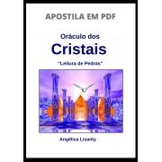 """APOSTILA EM PDF - ORÁCULO DOS CRISTAIS """"LEITURA DE PEDRAS"""""""