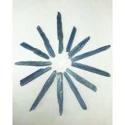 CIANITA AZUL  - PEDRA DO ANO - UNIDADE - média de 4 a 6 cm (4 a 5g)