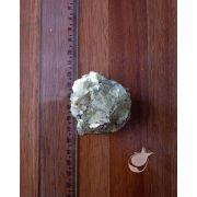 MICA AMARELA BRUTA - UNIDADE - 6 A 7 cm (107 A 127g)