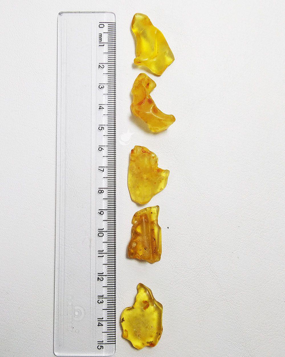 AMBAR BRUTO - UNIDADE - Média 2,5 A 3 cm