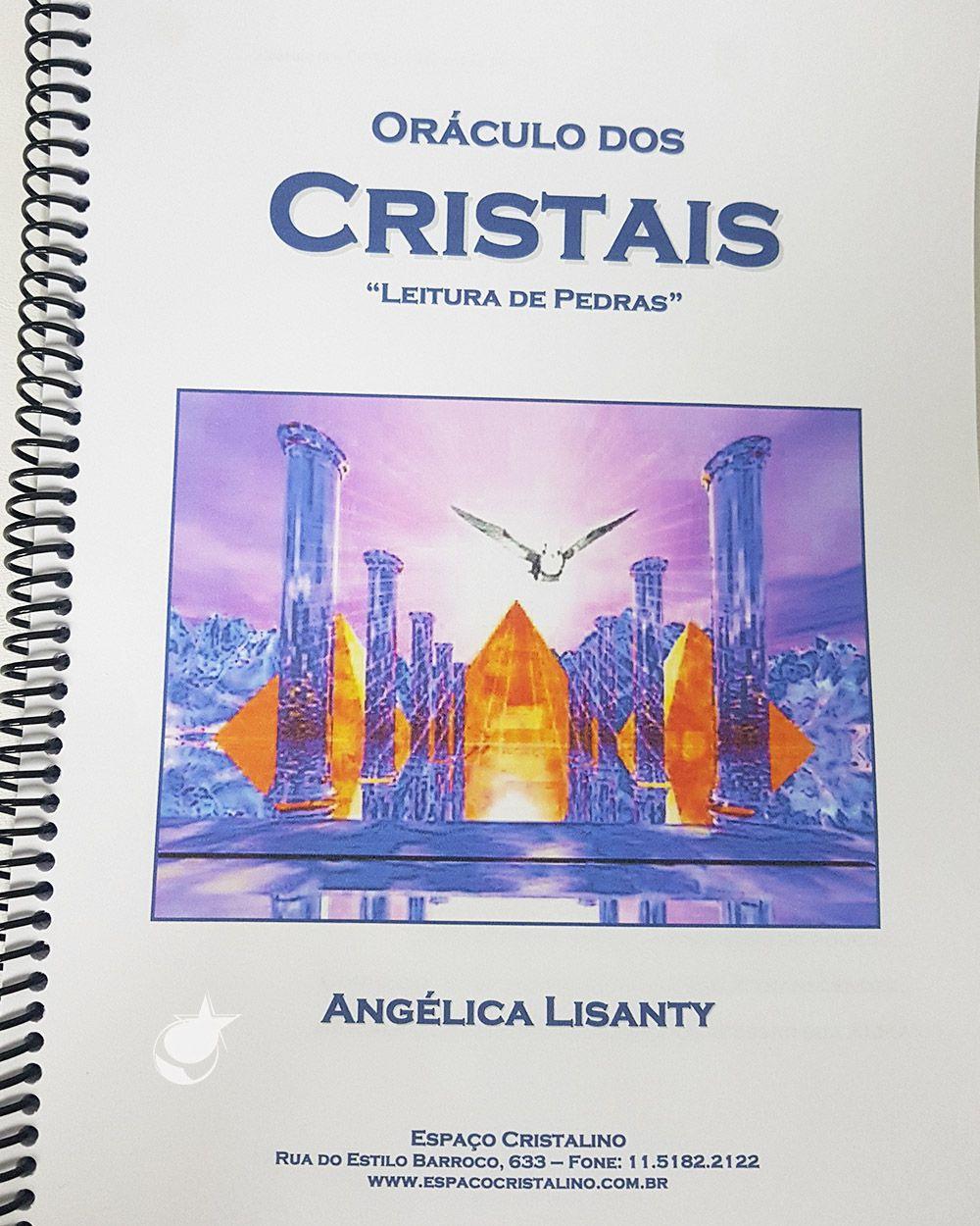 """APOSTILA - ORÁCULO DOS CRISTAIS """"LEITURA DE PEDRAS"""""""