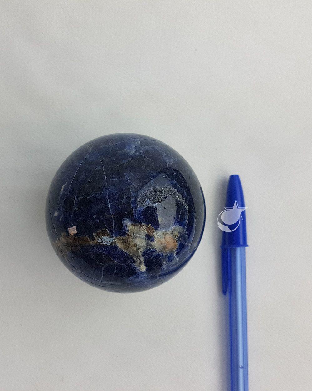 BOLA DE SODALITA - 6,1 cm