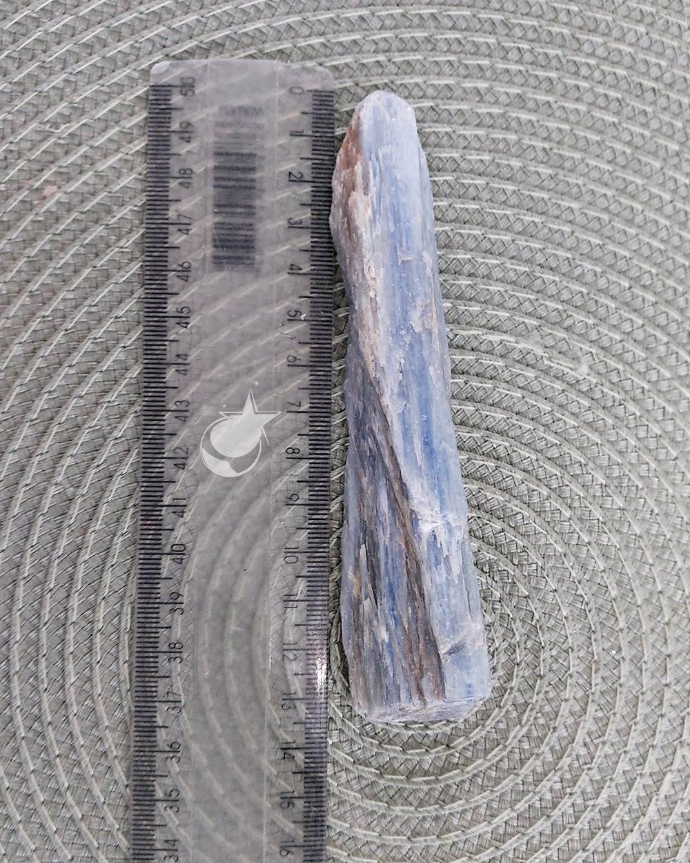 CIANITA AZUL BRUTA - 13 cm - (112g)