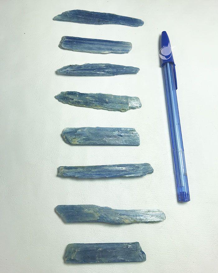 CIANITA AZUL - UNIDADE - média de 5 a 7 cm (8 a 10g)