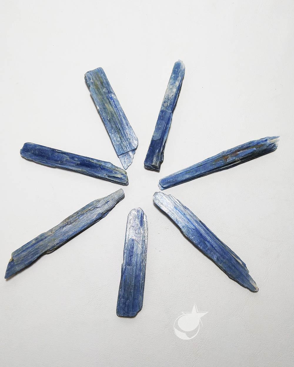 CIANITA AZUL  - UNIDADE - média de 8 a 10 cm (21 a 26g)