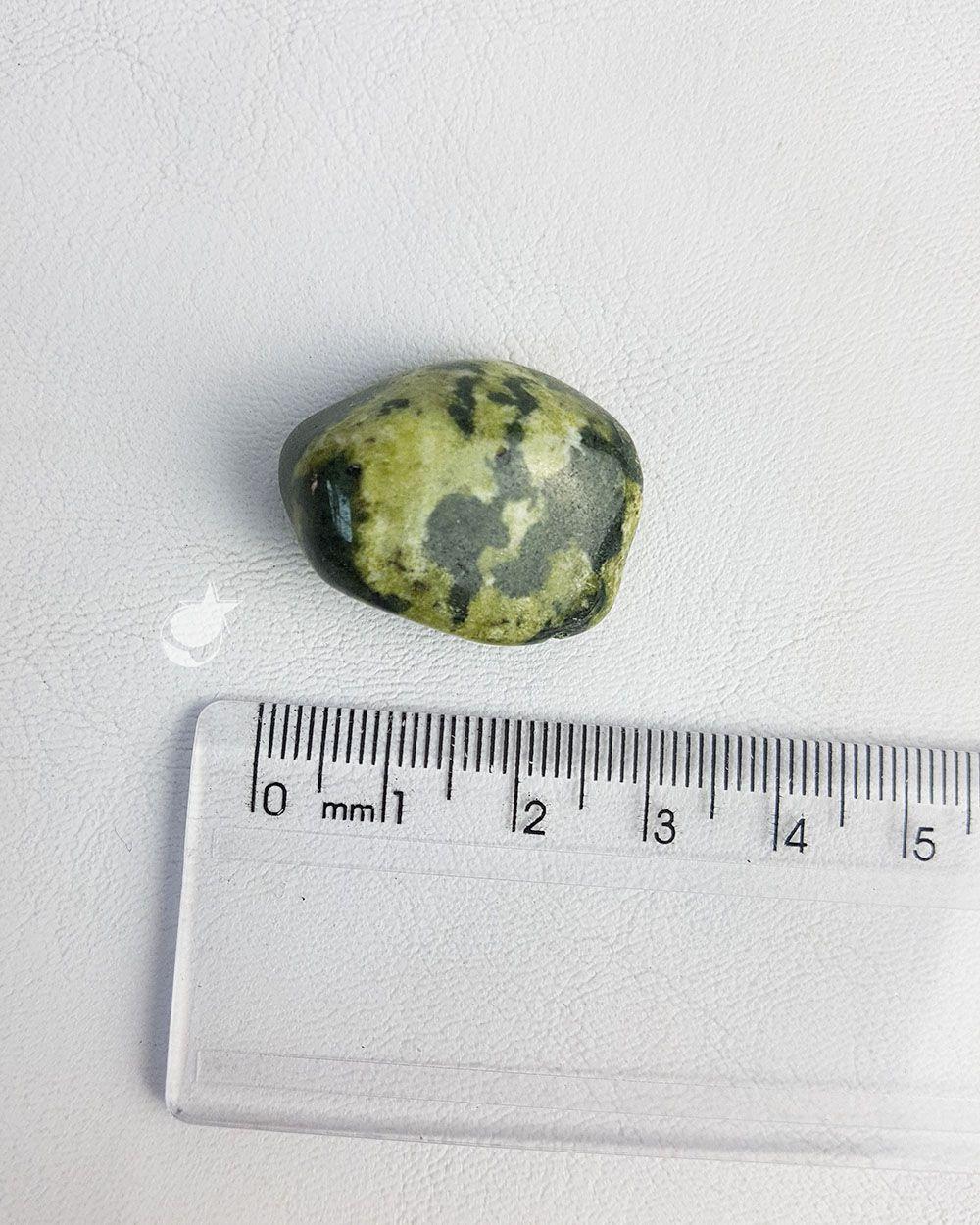 NEFRITA ROLADA - UNIDADE - 2 a 3 cm (9 a 12g)