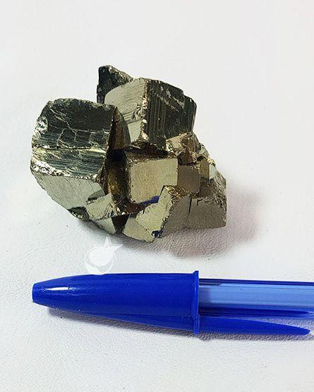 Pirita de Primeira Qualidade 4,0 cm