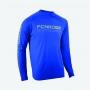Camiseta Faca na Rede New Ice Dry Azul Coleção 2019/2020