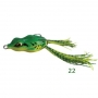 Isca Artificial Yara Lures Crazy Frog 5,5cm 11,5g