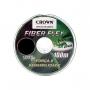 Linha Multifilamento Fiber Flex X4 0,23mm 28lb 100m