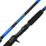 Vara Daiwa Beef Stick 601 1,83m 12-25lb Inteiriça Para Carretilha