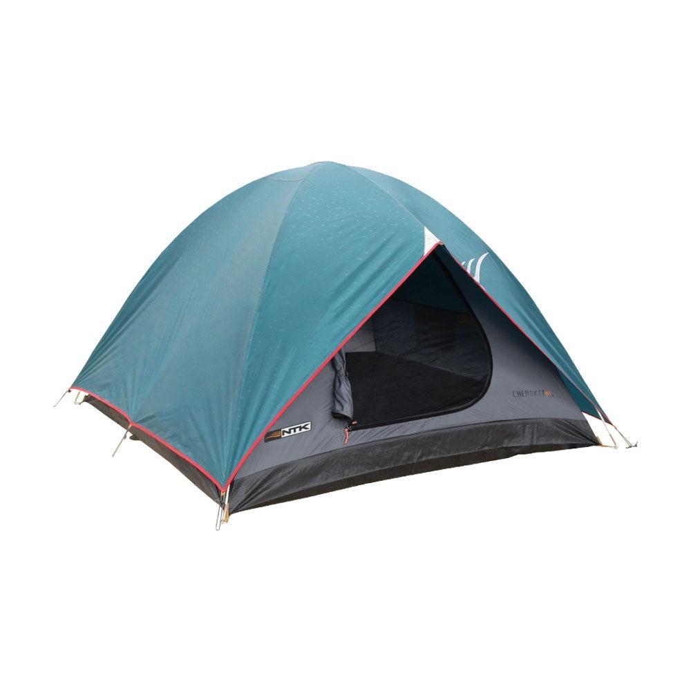 Barraca De Camping Nautika Cherokee Gt 5/6 Pessoas Impermeável