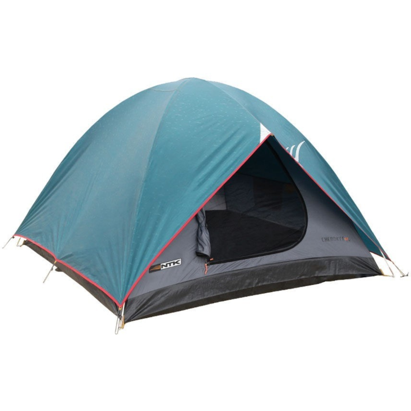 Barraca De Camping Nautika Cherokee Gt 8/9 Pessoas Impermeável