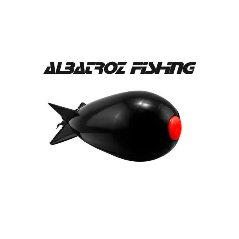 Bóia Cevadeira Rocket Albatroz  - Pesca Adventure