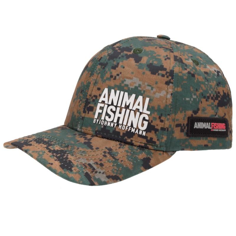 Boné Animal Fishing By Johnny Hoffmann - Camuflado