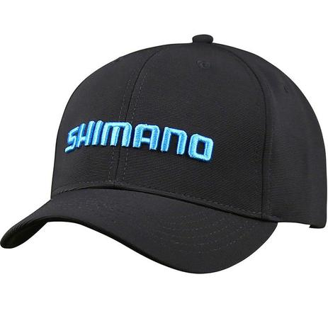 Boné Shimano Preto   - Pesca Adventure