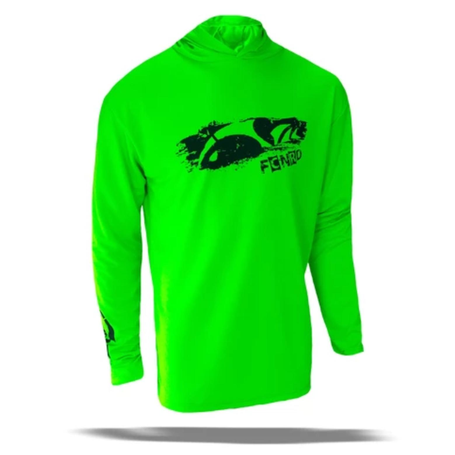 Camisa Faca na Rede Next Verde Limão