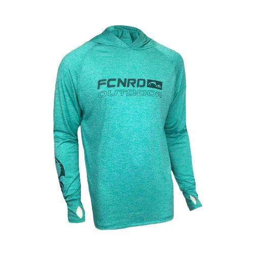 Camisa Faca na Rede Ride One - Verde Água