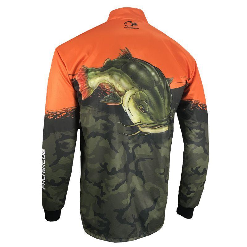 Camiseta Faca na Rede CS21 Pirarara 2020/2021  - Pesca Adventure