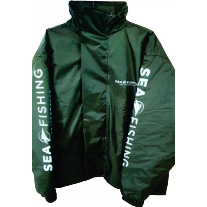 Capa De Chuva Sea Fishing Jaqueta Japona - Impermeável Verde Bandeira  - Pesca Adventure