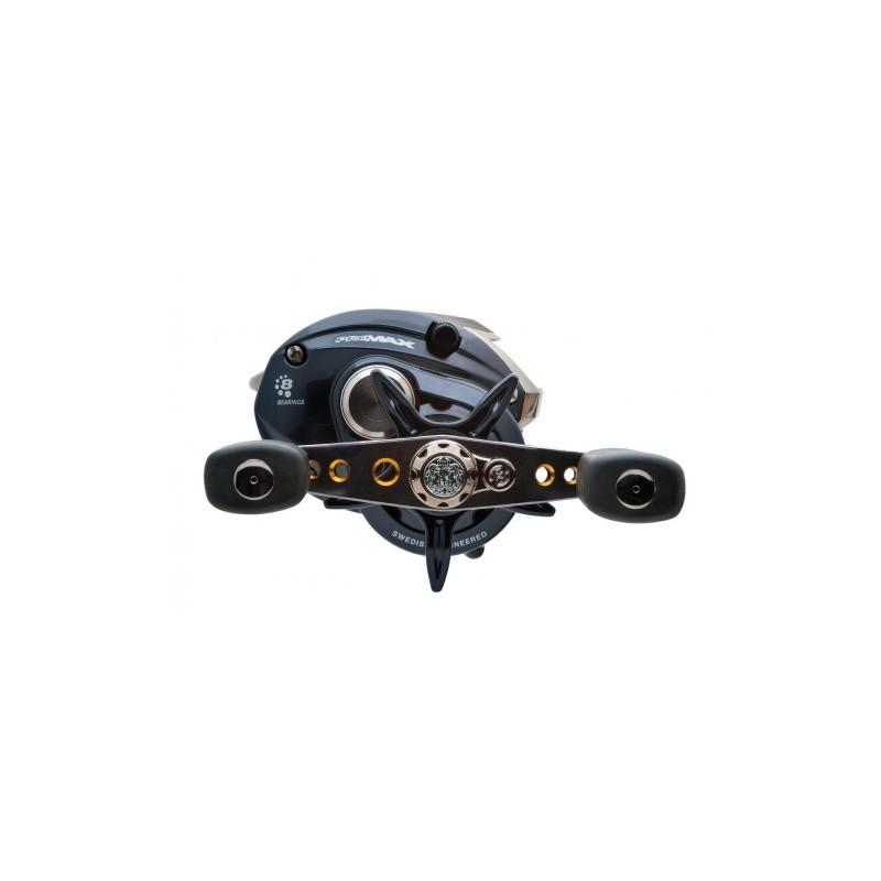 Carretilha Abu Garcia Pro Max3 Rel. Recolhimento 7.1:1 Drag 8 kg  - Pesca Adventure