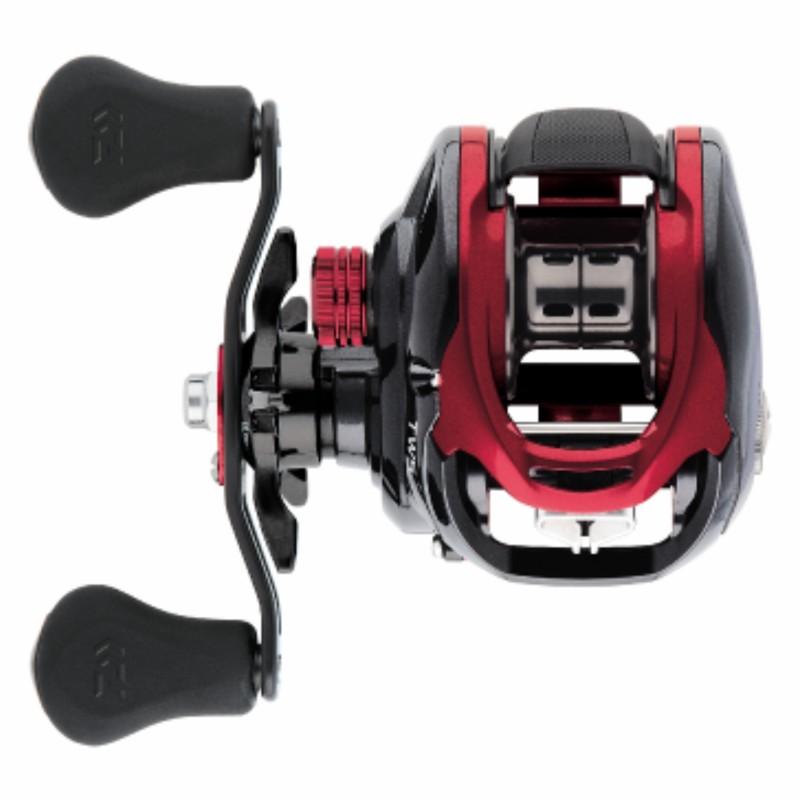 Carretilha Daiwa Tatula Ct Type-r 100xs Rec. 8.1:1 Drag 6 kg  - Pesca Adventure