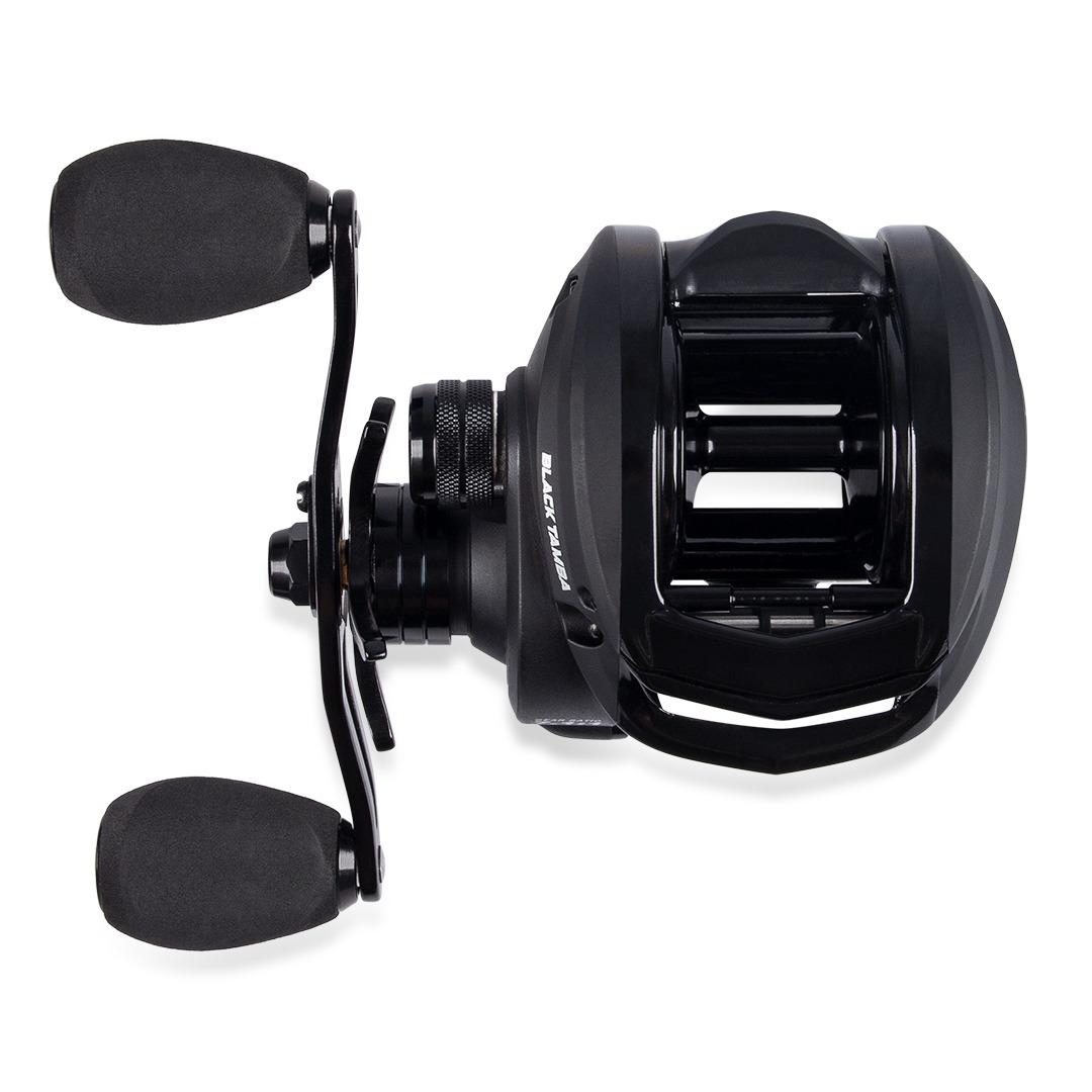Carretilha Maruri Black Tamba Rec: 7:1:1 Drag 8kg  - Pesca Adventure