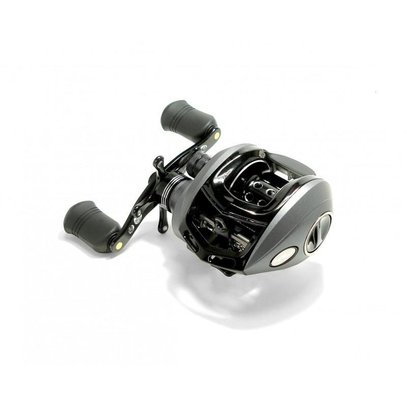 Carretilha Pro-Tsuri Laser Recolhimento: 7.0:1 Drag: 4,5kg  - Pesca Adventure