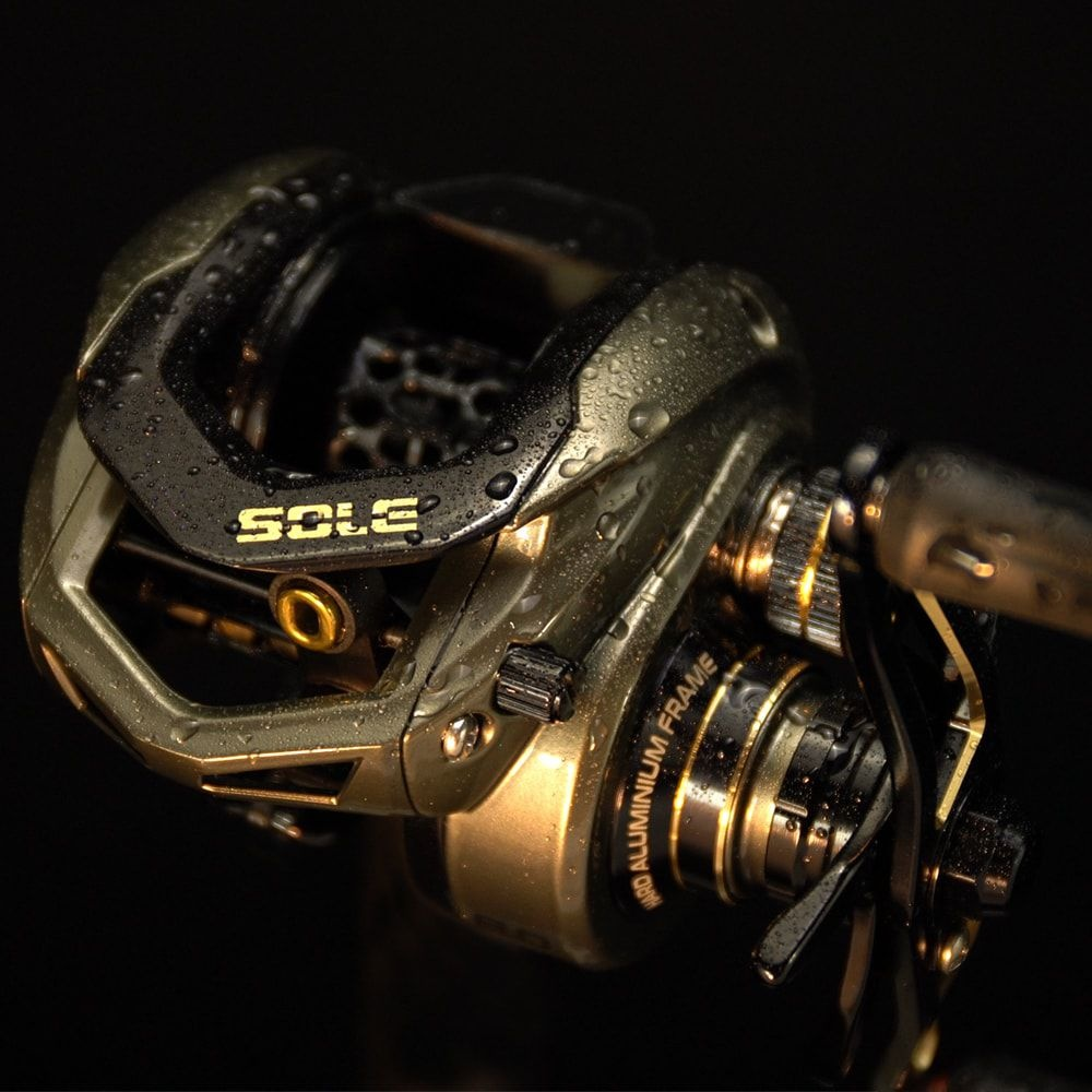 Carretilha Saint Sole G3 8:0:1 Drag 5,5Kg  - Pesca Adventure