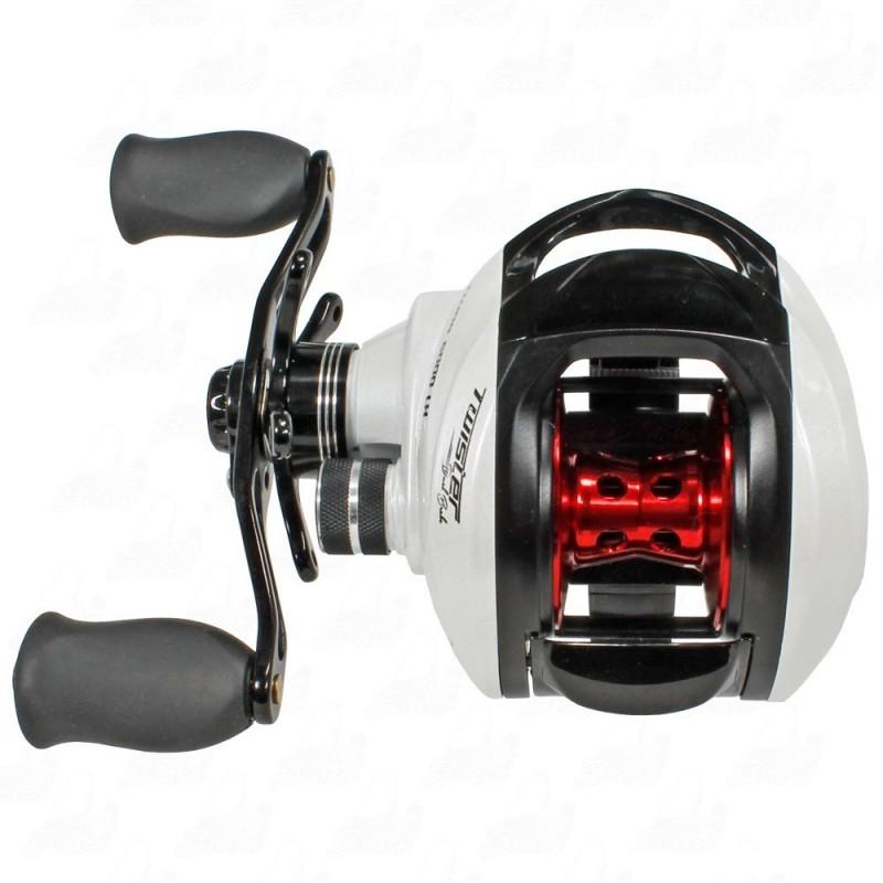 Carretilha Saint Plus Twister Dual Brake 6000 7.2:1  - Pesca Adventure
