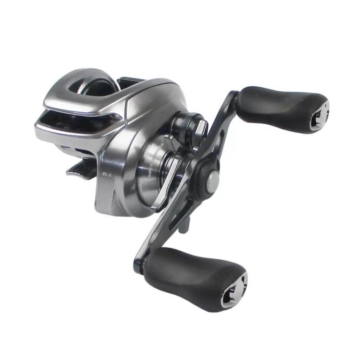 Carretilha Shimano Bantam MGL 150/151 XG Rec 8.1:1 Drag 5Kg  - Pesca Adventure