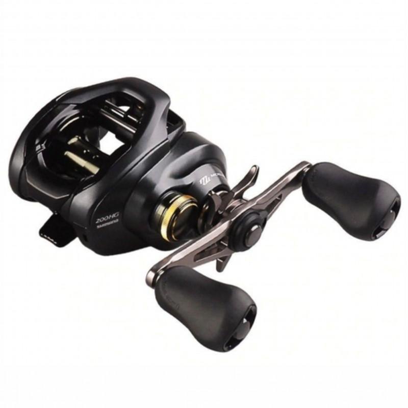 Carretilha Shimano Curado K 200/201 Hg 7.4:1  - Pesca Adventure