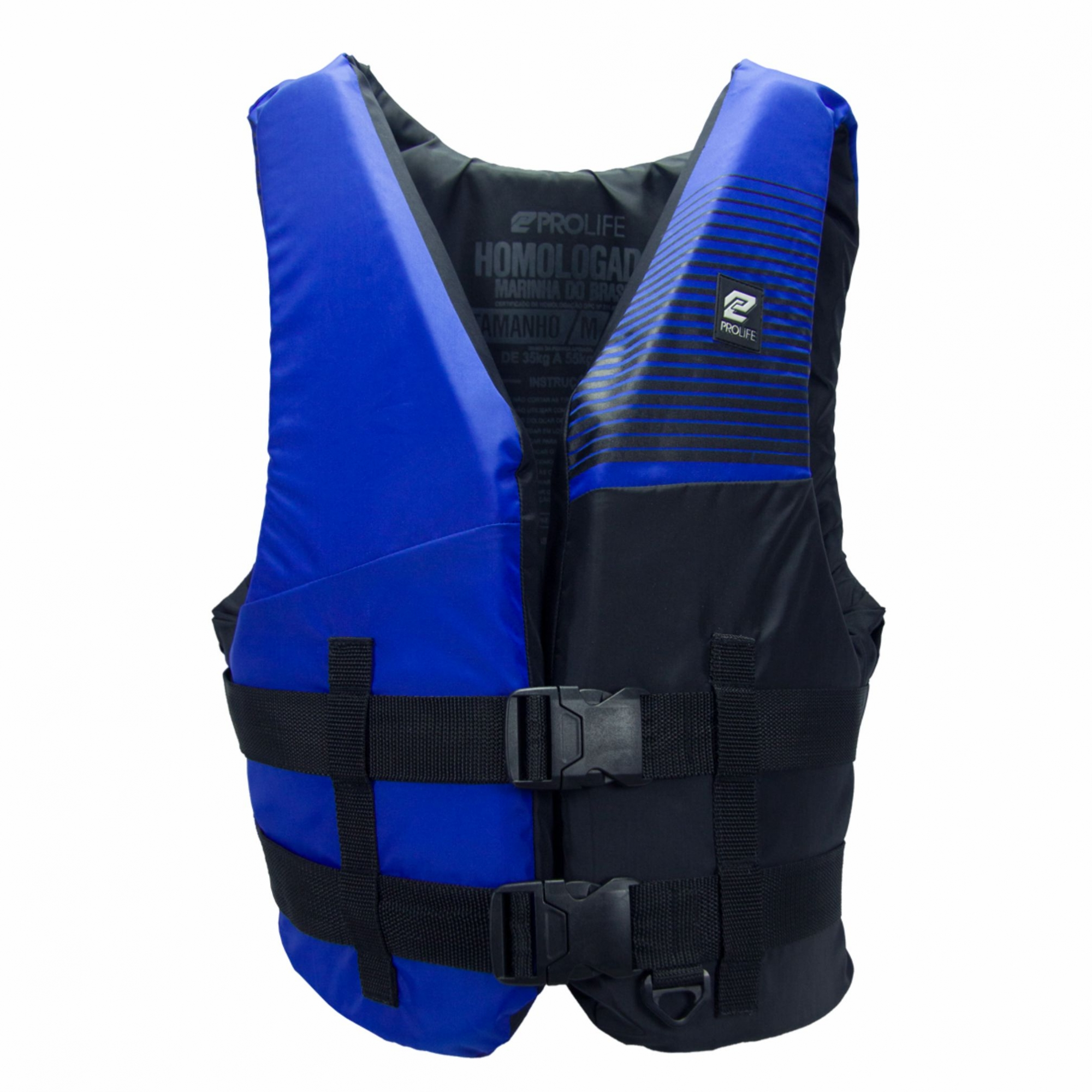 Colete Salva Vidas ProLife N1 Homologado Classe 5 Azul  - Pesca Adventure