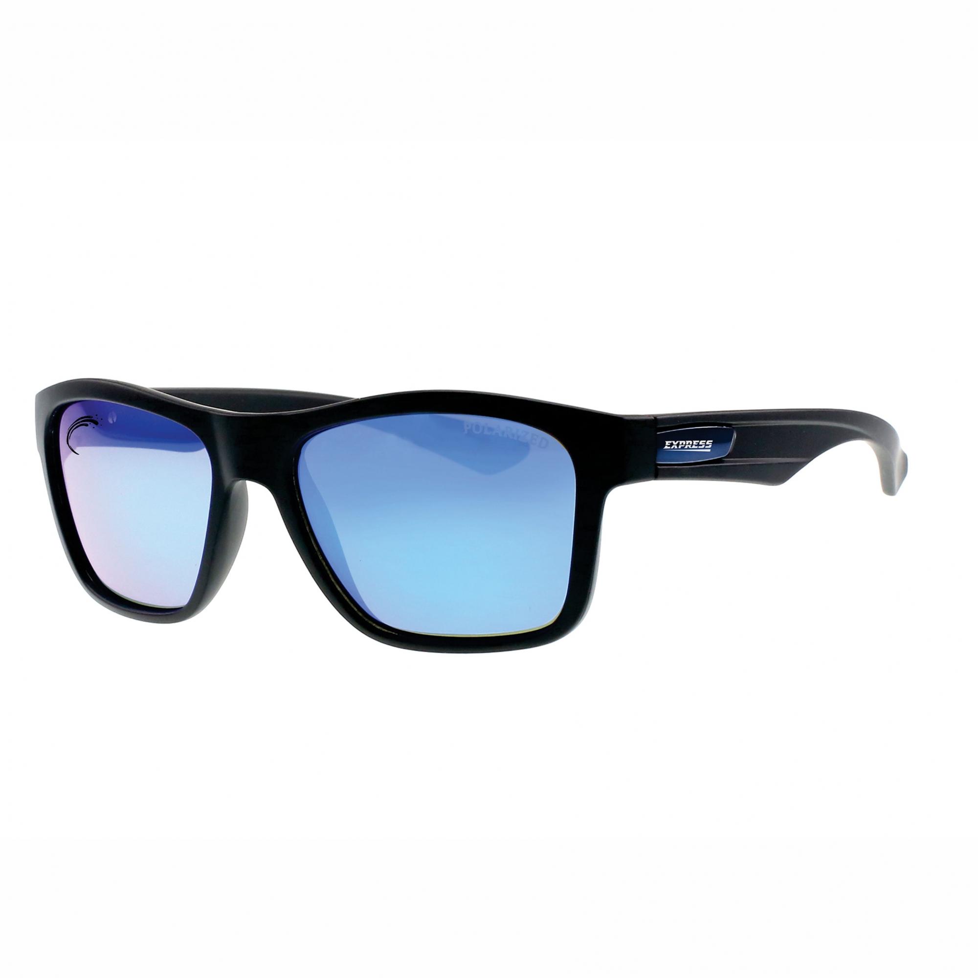 Óculos de Sol Polarizado Express Piranha Azul Espelhado  - Pesca Adventure