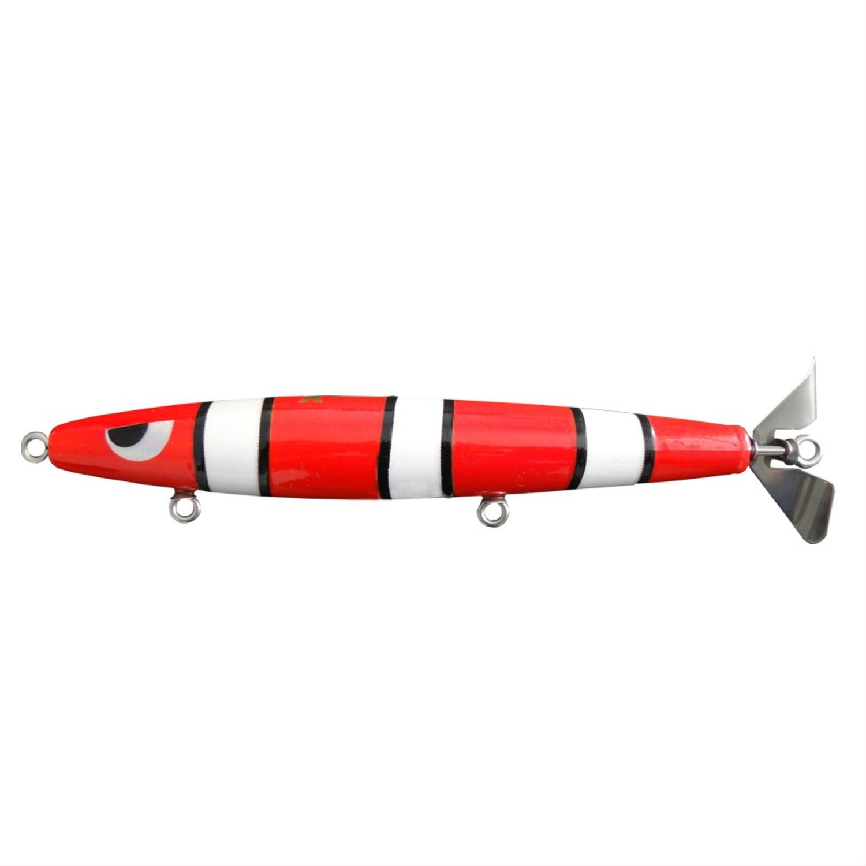 Isca Artificial Yara Devassa 16,5cm - Hélice  - Pesca Adventure