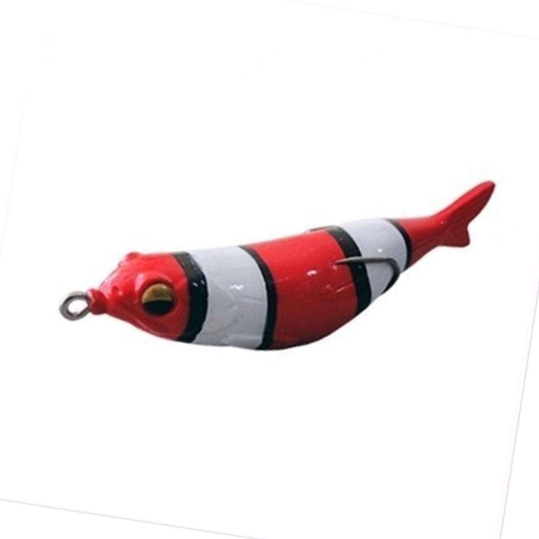 Isca Artificial Yara Lures Snake Fish 9cm 12g