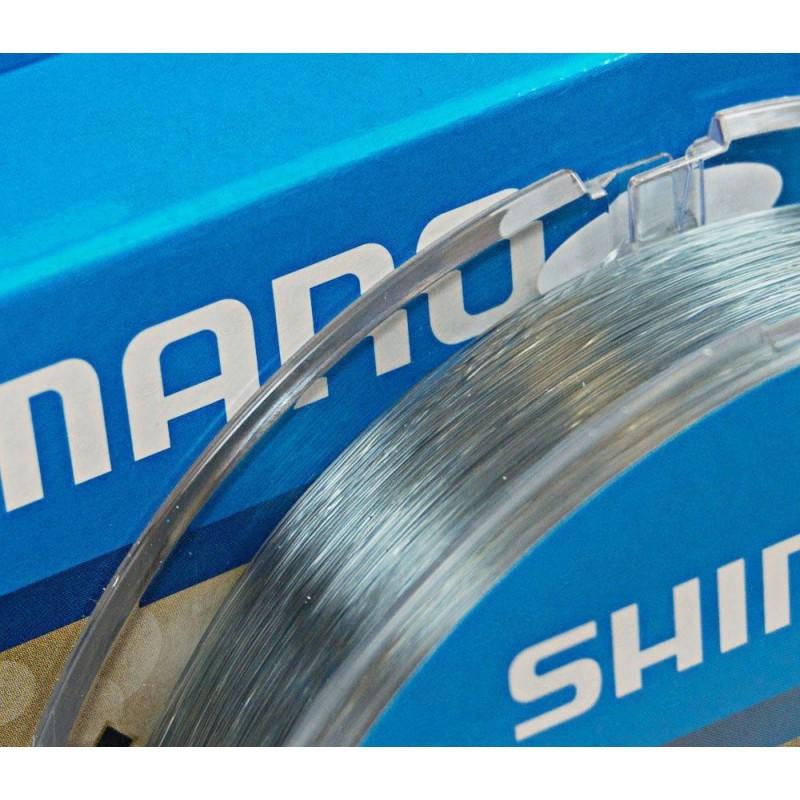 Linha Monofilamento Shimano Exage 0,255mm 12,1lb 300m  - Pesca Adventure