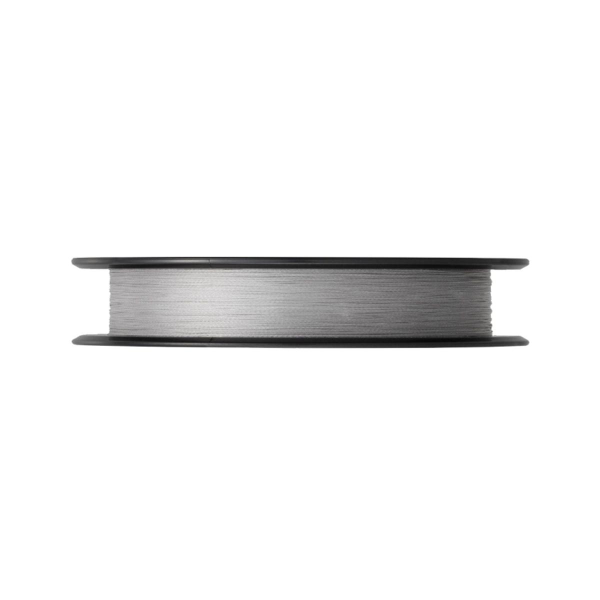 Linha Multifilamento Shimano Kairiki G5 20,2lbs 0.18mm 150m Cinza (Steel Gray)  - Pesca Adventure