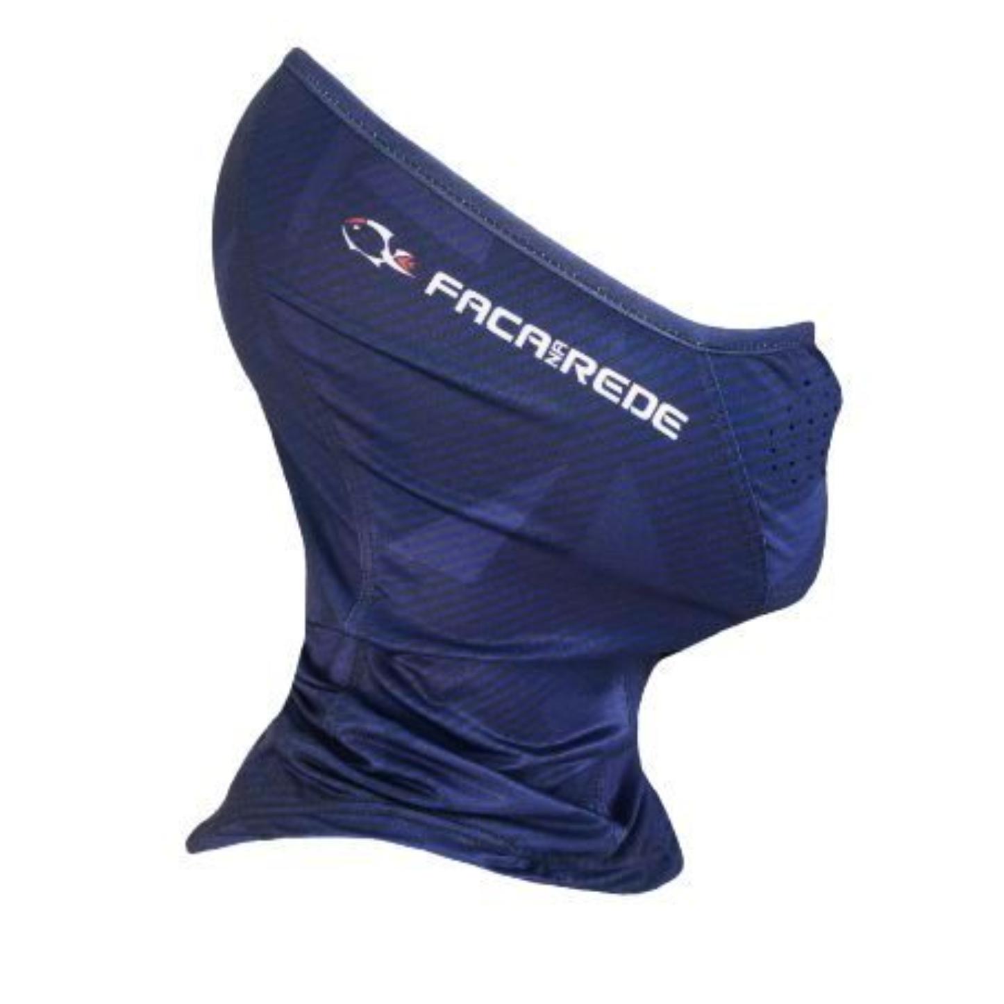 Máscara de Proteção Faca na Rede BN 21 Blue