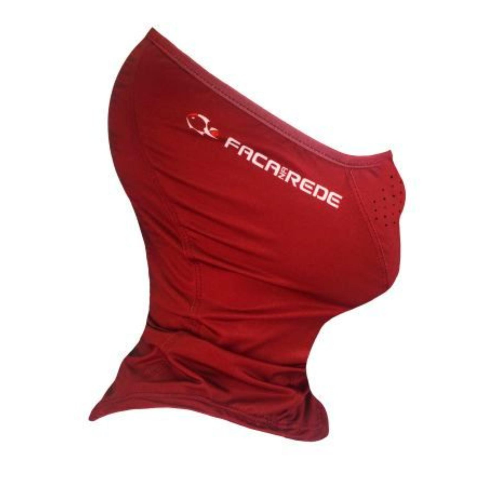 Máscara de Proteção Faca na Rede BN 21 Red