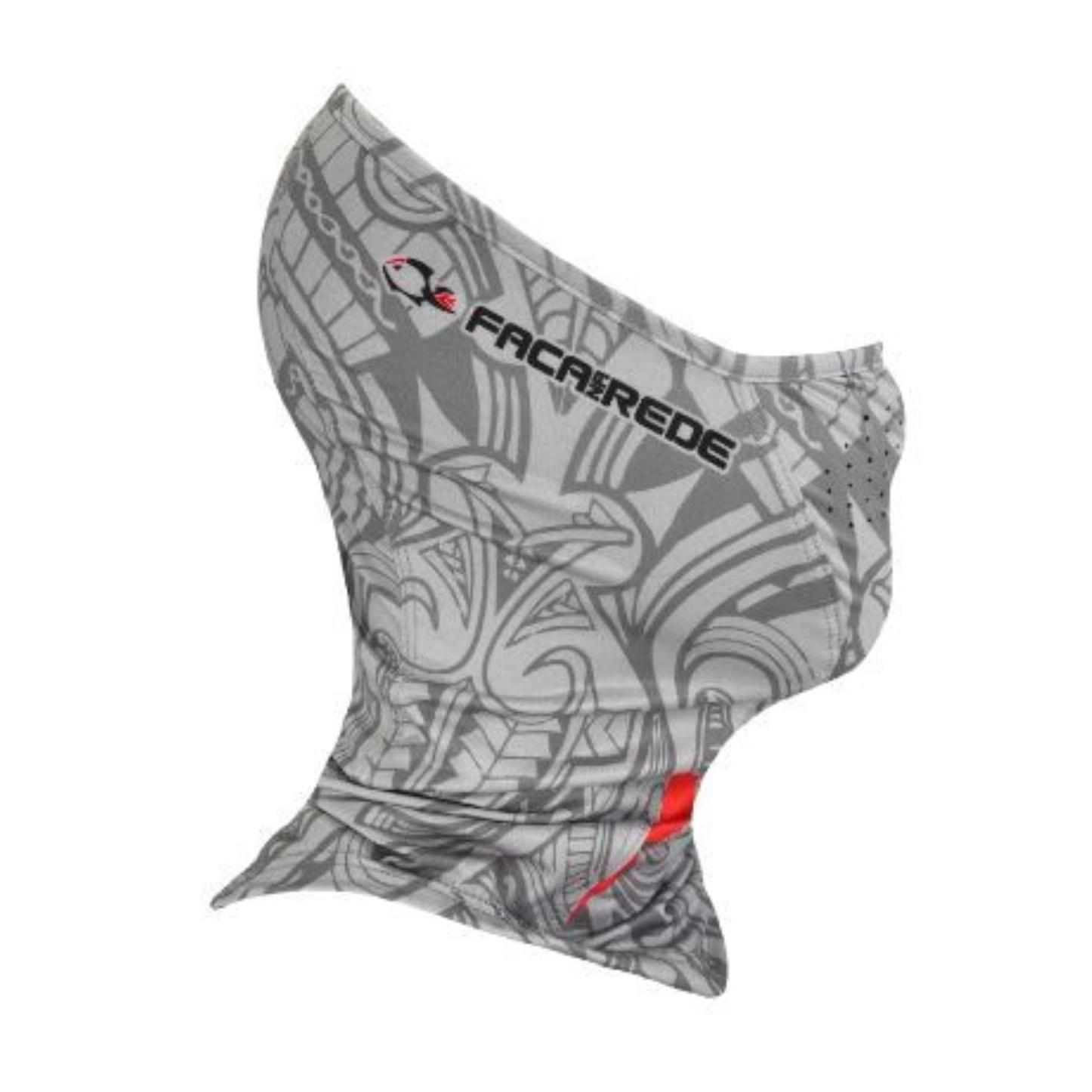 Máscara de Proteção Faca na Rede BN 21 White