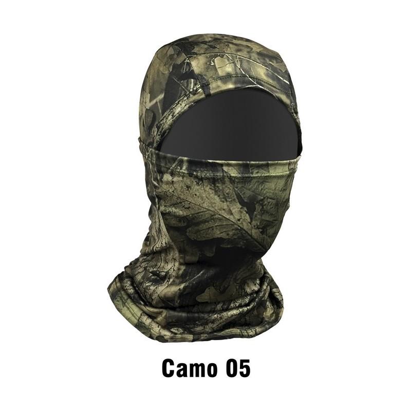 Máscara de Proteção Solar Monster 3X Balaclava Camo 05