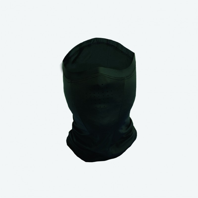Máscara Proteção Solar Faca na Rede Ice Mask Cinza  - Pesca Adventure