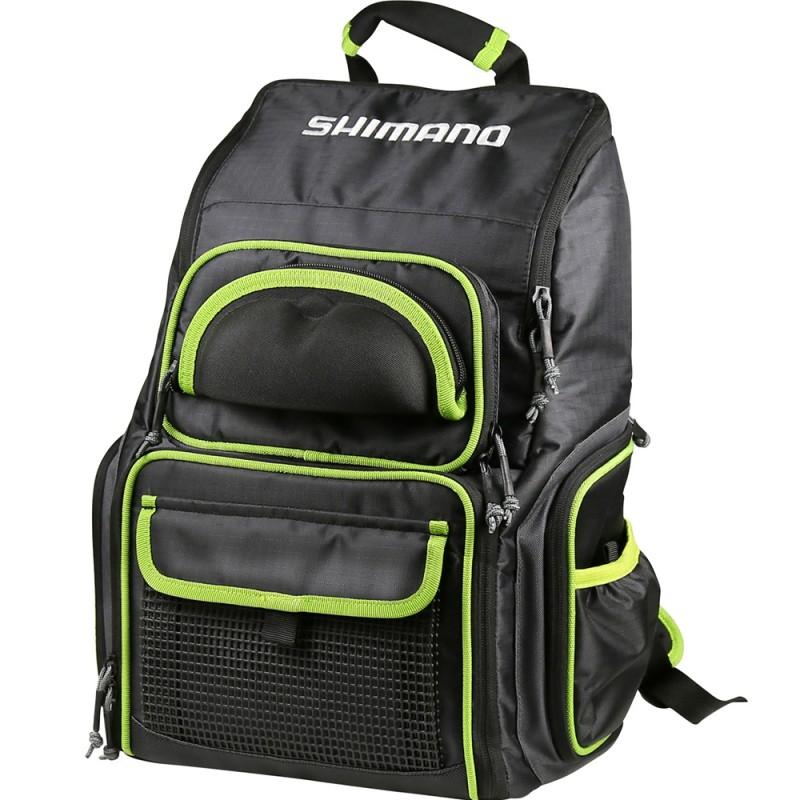Mochila de Pesca Shimano Backpack XL - Lug1806 4 Estojos